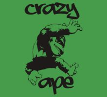 CRAZY APE by chasemarsh