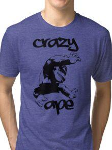 CRAZY APE Tri-blend T-Shirt