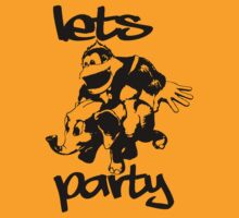 LETS PARTY by chasemarsh