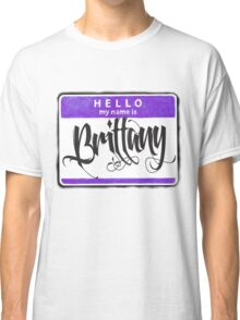 BRITTANY Classic T-Shirt