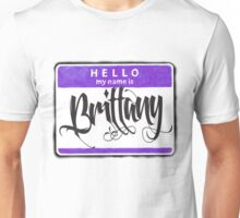 BRITTANY Unisex T-Shirt