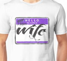 FUTURE WIFE Unisex T-Shirt