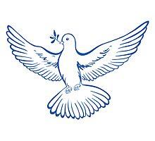 Pigeon Photographic Print