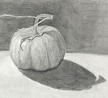 Palm-Sized Pumpkin by aconley