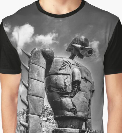 Sky soldier Graphic T-Shirt