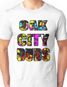 OAK CITY DUDS Unisex T-Shirt