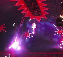 Zippo's Circus/High live wire act II -(150413)- Digital Photo/FujiFilm FinePix AX350 by paulramnora