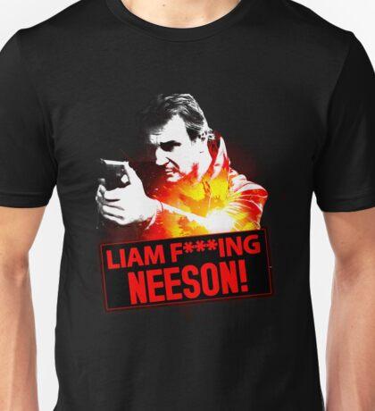 Liam Neeson! Unisex T-Shirt