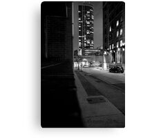 Downtown Philadelphia building Canvas Print
