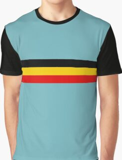 Belgocycling Graphic T-Shirt