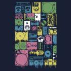 Funky music by Rkdoo