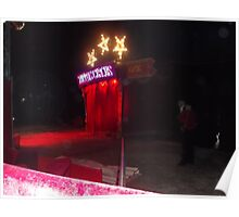 Zippo's Circus/Tent/Interval -(150413)- Digital Photo/FujiFilm FinePix AX350 Poster