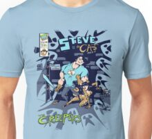 Steve and the Cat Unisex T-Shirt