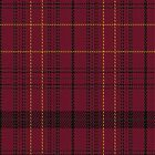 02106 Williams of Wales Clan/Family Tartan Fabric Print Iphone Case by Detnecs2013
