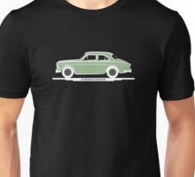 Volvo Amazon Lite Green for Blk Shirts Unisex T-Shirt