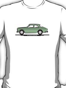 Volvo Amazon Lite Green for White Shirts T-Shirt