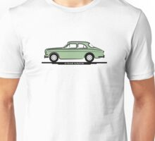 Volvo Amazon Lite Green for White Shirts Unisex T-Shirt