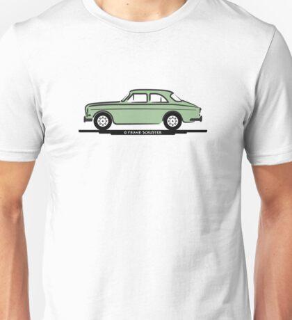 Volvo Amazon Lite Green for White Shirts Unisex T-Shirt