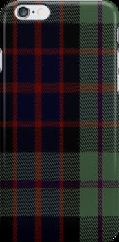 02107 Williamson Tartan Fabric Print Iphone Case by Detnecs2013