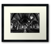 Minster Framed Print