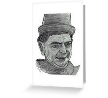 The Blackadder Greeting Card