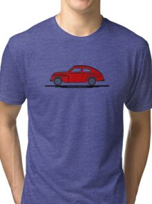 Volvo PV544 for Lite Shirts Tri-blend T-Shirt