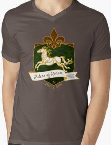 The Riders Mens V-Neck T-Shirt