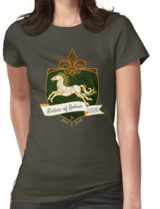 The Riders Womens Fitted T-Shirt