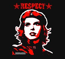 RESPECT - by Psychological Industries Womens Fitted T-Shirt