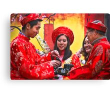 Tradition Canvas Print
