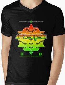 IRIEYES OFFICIAL MERCH 22 QR Mens V-Neck T-Shirt