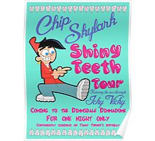 Chip Skylark Tour Poster - Faily Oddparents Poster