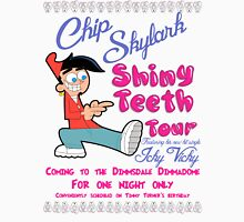Chip Skylark Tour Poster - Faily Oddparents Unisex T-Shirt