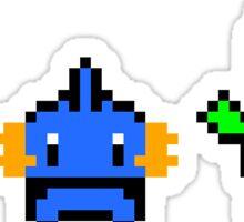 Pokemon Hoenn Starters Sticker