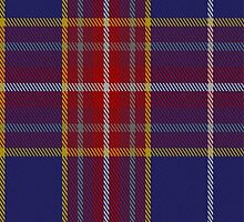 02115 Wisconsin in Scotland Tartan Fabric Print Iphone Case by Detnecs2013