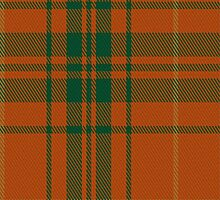 02119 Wolfe Clan/Family Tartan Fabric Print Iphone Case by Detnecs2013