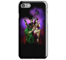 Eye Love PsychoBilly iPhone Case/Skin