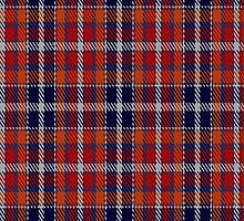 02122 Wombles #3 Tartan Fabric Print Iphone Case by Detnecs2013