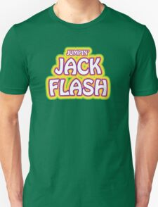 Jumpin' Jack Flash Unisex T-Shirt