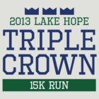 Triple Crown by Mark Omlor