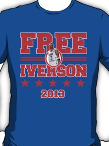 #Free Iverson! T-Shirt