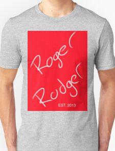 RogerRodger Red  T-Shirt