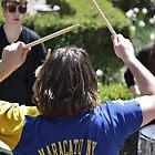 Drum Sticks by ClaudineAvalos