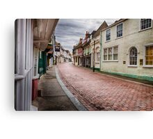 West Street Canvas Print