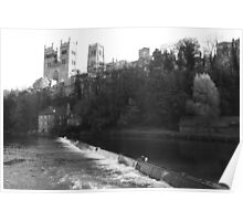 Durham River And Pumphouse 2005 Poster