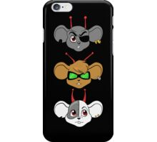 Biker Mice from Mars iPhone Case/Skin