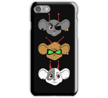Biker Mice from Mars iPhone Case/Skin