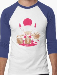 Yet Another Castle Men's Baseball ¾ T-Shirt