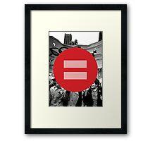Equal Love #3 Framed Print