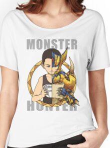 Hunter's Life (Jake Custom) Women's Relaxed Fit T-Shirt